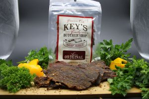 Spicy Original Beef Jerky