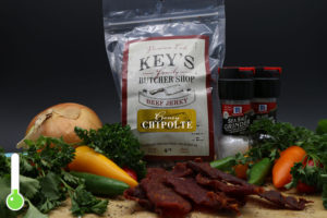 Honey Chipotle Beef Jerky