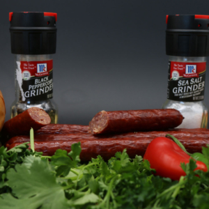 Habanero BBQ Snack Stick