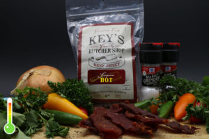 Scorpion Hot Beef Jerky