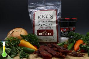 Spicy Redneck Beef Jerky