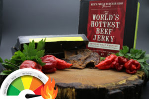 The World's Hottest Beef Jerky
