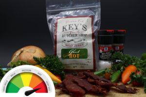 Ghost Hot Beef Jerky
