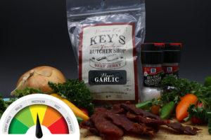 Pepper Garlic Beef Jerky