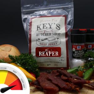Reaper Hot Beef Jerky