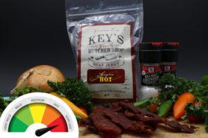 Scorpion Hot Beef Jerky