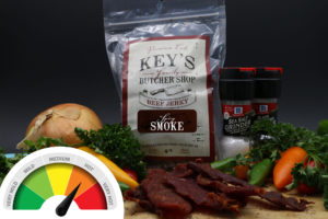 Spicy Smoke Beef Jerky